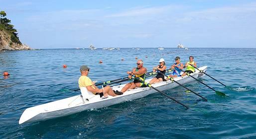 Caprionline - Capri Napoli Coastal Rowing Regatta