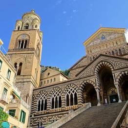 Transfer privato da Roma alla Costiera Amalfitana