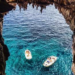 2, 3, or 4 Hour Gozzo Boat Tour of the Island