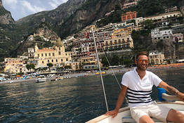 Capri Island Tour - Capri tour + boat transfer Costiera Amalfitana -one way