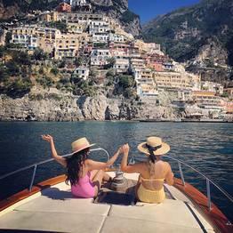 Capri Island Tour - Capri tour + water taxi Costiera Amalfitana - one way