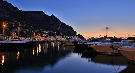 Capri Island Tour - Boat Shuttle for Dinner on the Amalfi Coast