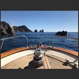 Tour in Costiera Amalfitana in gozzo - intera giornata