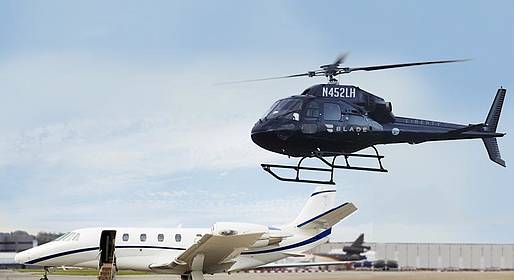 Capri On Board Helicópteros - Transfer de helicóptero de Nápoles até Capri | oferta