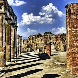 Tour Pompei, Ercolano e il Vesuvio