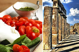 Top Excursion Sorrento - Pompeii plus Wine and Food Tasting