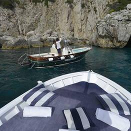 Favoloso day tour in Costiera Amalfitana in gozzo