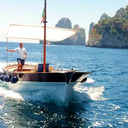 Unforgettable Full-Day Gozzo Boat Tour - Amalfi Coast
