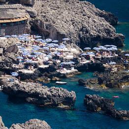 Taxi Boat Service on Capri