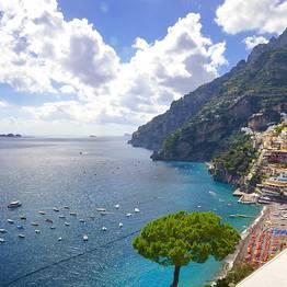 Capri Boat Service - Taxi Boat Service from Capri to the AmalfiCoast ONE WAY