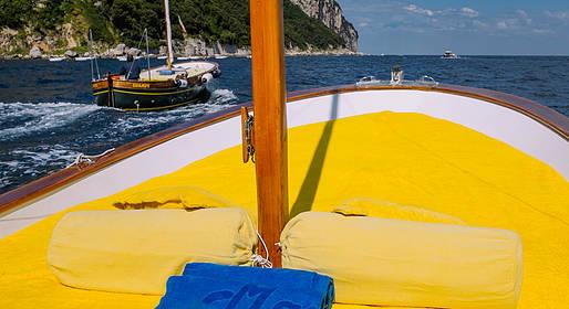 Capridamare - Capri Boat Tour: Love at Sea