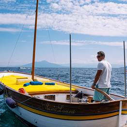 Capri Boat Tour: Love at Sea