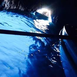 Tour privato di Capri in motoscafo