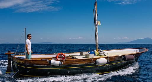 Capridamare - Follow the Sirens from Capri to Nerano