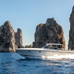 """Capri Relax Transfers - Transfer """"dal tuo hotel di Capri a Ravello"""""""