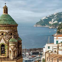 """Transfer """"dal tuo hotel di Capri a Ravello"""""""