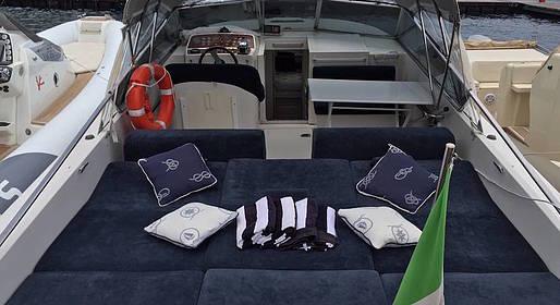 Capri Boat Service Transfer  - Luxury Transfer by Speedboat Capri - Positano