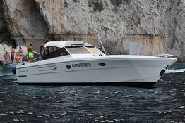 Capri Boat Service Transfer  - Private Speedboat Transfer Capri - Salerno