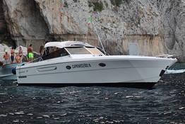 Capri Boat Service Transfer  - Transfer particular em lancha de Capri até Salerno