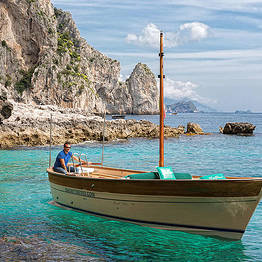 The Magical Amalfi Coast by Boat