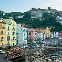 Transfer from Florence to Amalfi/Positano/Sorrento