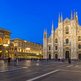 Transfer de Milano até Amalfi, Positano ou Sorrento