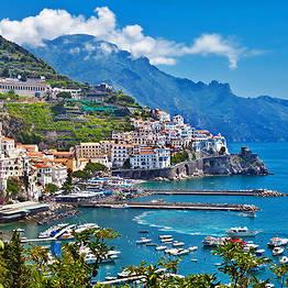 Transfer da Venezia a Positano/Amalfi o Sorrento