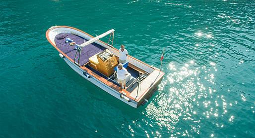 Capri Boat Service - Luxury tour di Capri su lancia o gozzo Fratelli Aprea
