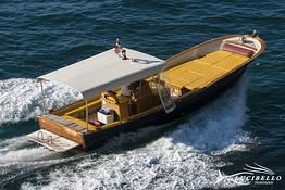 Lucibello  - Barco Lancia Faraglione 9,80 m. (Notte e Juorno)