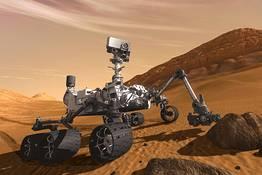 Christina Pink Service (TEST Servizi) - Gita su Marte