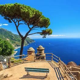 Top Excursion Sorrento - Amalfi Coast + Sorrento Tour by Deluxe Sedan