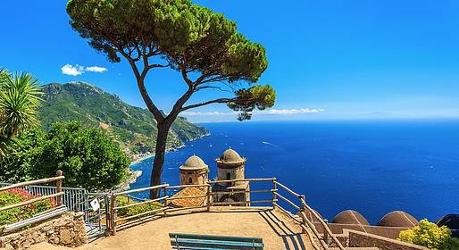 Top Excursion Sorrento - Amalfi Coast + Sorrento Tour by Deluxe Sedan