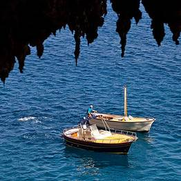 Blue Sea Capri - Half Day Boat Tour of Capri