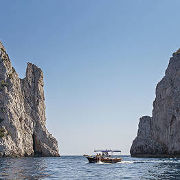 Full Day Boat Tour of Capri!
