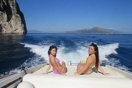 Blue Sea Capri - Luxury Speedboat Tour around Capri