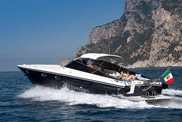 Pegaso Capri Boat Excursion - Private luxury speedboat tours of Capri and Ischia