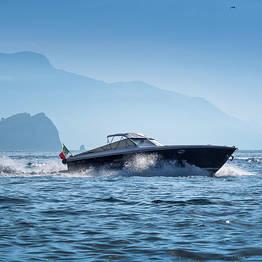 Pegaso Capri Boat Transfers - Transfer Castellammare di Stabia a Capri (ida ou volta)