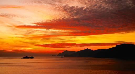 Lucibello  - Sunset Tour at Li Galli Islets