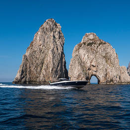 Pegaso Capri Boat Transfers - Ofertas especiais transfer de/para Capri