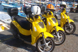 Oasi Motor - Rent a scooter
