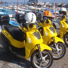Oasi Motor - Reserve um scooter online - Dia inteiro (6 horas)