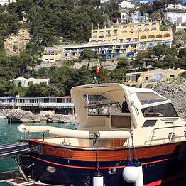 Private tour from AmalfiCoast to Capri by SuperGozzo