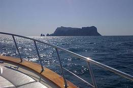 Gianni's Boat - Private tour from AmalfiCoast to Capri by SuperGozzo