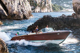 Ciro Capri Boats - Dolce Vita Tour by Speedboat