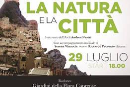 Capri Online - La Natura e la città