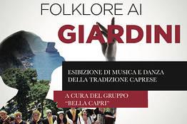 """Caprionline - """"Bella Capri"""" Folk Dancing and Music"""