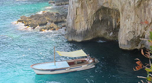Blue Sea Capri - Otcober special offer: Capri by boat