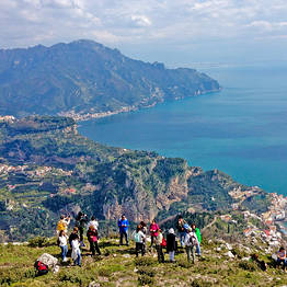 3 days hiking on The Hiking Route of Lattari Mountains