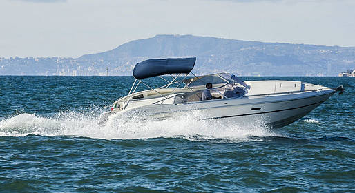 Restart Boat - Private Speedboat Transfer Amalfi Coast - Capri