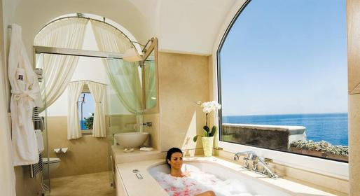 10 Best Hotel Bathrooms Experiences By Italytraveller Com